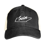 Custom State Swim Trucker Hat
