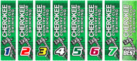 """Custom Sublimated Ribbons (2"""" x 8"""", Pinked Ends)"""