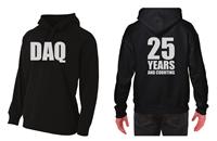 DAQ 25 Years and Counting Tech Fleece Hoodie