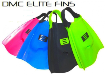 DMC Elite Training Fins -- Colors