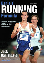 Jack Daniels Running Formula, 2nd Edition
