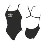 DeKalb Aquatics Solid Cutout Suit w/Logo