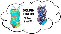Grab Bag Dolfin Uglies 2 for $49