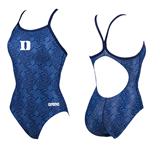 Duke Diving Light Drop Back Suit w/Logo