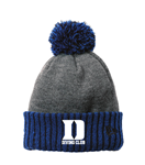 Duke Diving Pom Beanie w/Logo