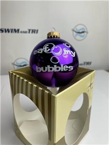Eat My Bubbles Ornament