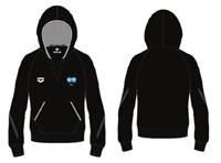 Enfinity Aquatic Club Lace-Up Hoodie w/Logo