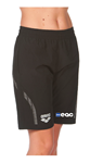 Enfinity Aquatic Club Male Black Short w/Logo
