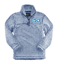 Enfinity Aquatic Club Sherpa Quarter Zip w/Logo
