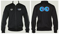 Enfinity Aquatic Club Team Warm-Up Jacket w/Logo