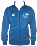 Enfinity Aquatic Club Warm-Up Jacket w/Logo