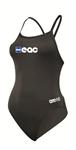 Registration Female Challenge Back Suit w/Logo