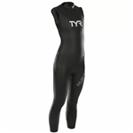 Female Hurricane Category 2 Sleeveless Wetsuit