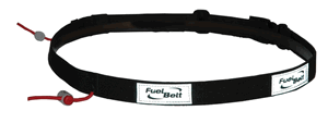 Fuel Belt reflective race number belt