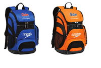 Gator Swim Club 35L Teamster Backpack w/Logo