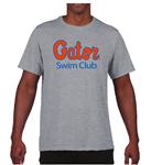 Gator Swim Club Grey Ladies Shirt