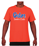 Gator Swim Club Orange Ladies Shirt