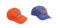 Gator Swim Club Pigment Dyed Baseball Cap w/Logo