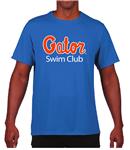 Gator Swim Club Royal Ladies Shirt