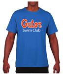 Gator Swim Club Royal Performance T-Shirt