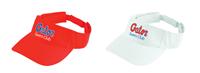 Gator Swim Club Sport Twill Visor w/Logo