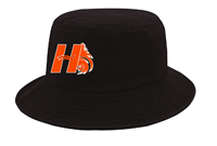 Hanover Hurricanes Crusher Bucket Hat w/Logo
