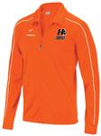 Hanover Hurricanes Orange Warm-Up Jacket w/Logo
