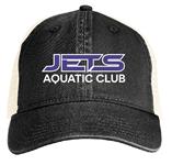 JETS Aquatic Club Trucker Hat w/Logo