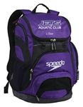 JETS Purple Backpack w/Logo