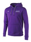 JETS Unisex Fleece Hooded Sweatshirt w/Logo