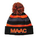 MAAC Pom Beanie w/Logo
