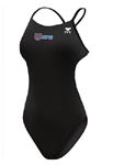 MTYS Female TYR Cutoutfit Suit w/Logo