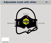 MYB Custom Slider Back Mask