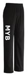 MYB Warm-Up Pant w/Logo