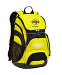MYB Yellow 35L Backpack w/Logo