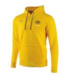MYB Yellow Fleece Hooded Sweatshirt w/Logo