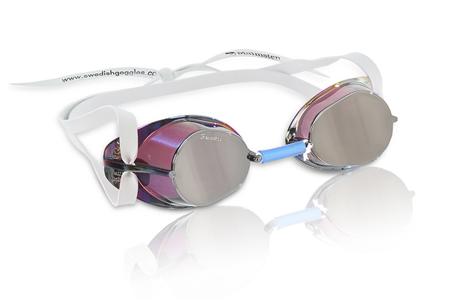 Monterbara Swedish Goggles -- Metallized