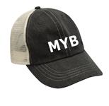 Montgomery Y Trucker Hat w/Logo