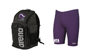 NTA Team Backpack and Jammer w/Logo Bundle