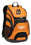 Orange Hanover Backpack w/Logo