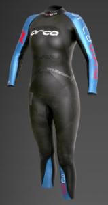 2010 Female Alpha Wetsuit