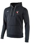 PASA Black Fleece Hoodie Sweatshirt w/Logo