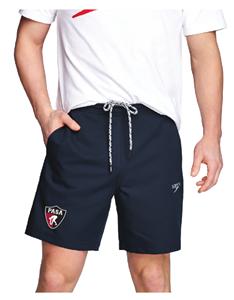 PASA Male Warm-Up Short w/Logo