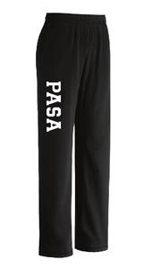 PASA Streamline Warm-Up Pant w/Logo