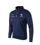 Poseidon Swimming Fleece Quarter Zip w/Logo