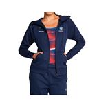 Poseidon Swimming Warm-Up Jacket w/Logo