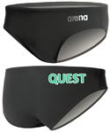 Quest Brief w/Logo