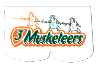 Completely Custom Drag / Three Musketeers