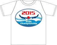 2015 SVSL Meet Shirt -- Order in Advance if you want one!