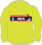 Safety Green Southwest VA Invite 2014 Hoodie